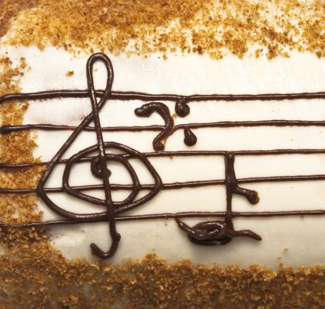 Have your cake and sing it too